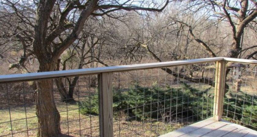 Creative Deck Railing Ideas Inspiration Hative