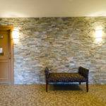 Creative Faux Stone Panels Wall Interior Decor