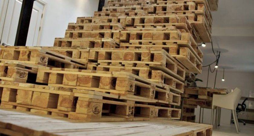 Creative Functional Reuses Pallets