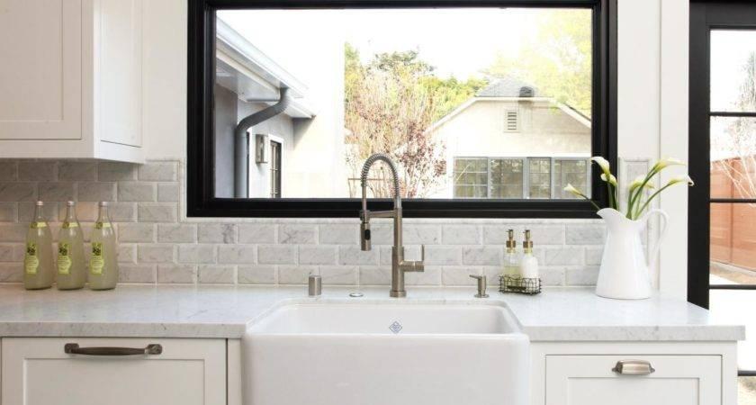 Creative Kitchen Window Treatments Hgtv Ideas