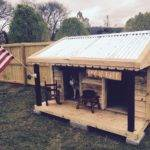 Creative Pallet Dog House Ideas Your Lovely