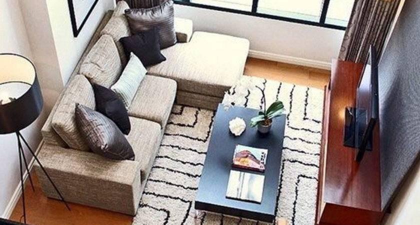Creative Small Living Room Designs