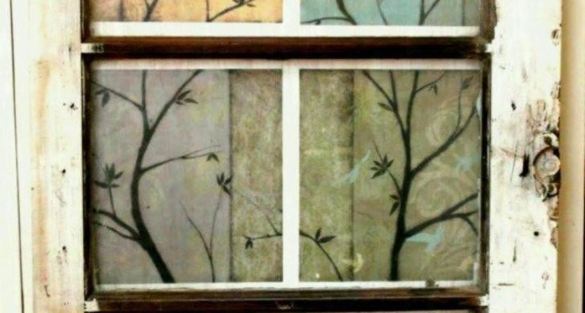 Creative Ways Reuse Old Windows Bedroom Ideas