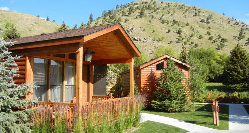 Creekside Cabin Cavco Park Models
