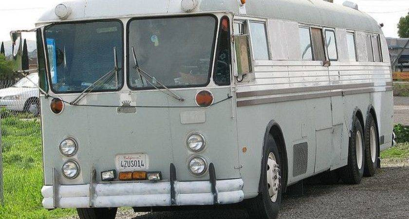 Crown Bus Camper Conversion Homesteading Pinterest