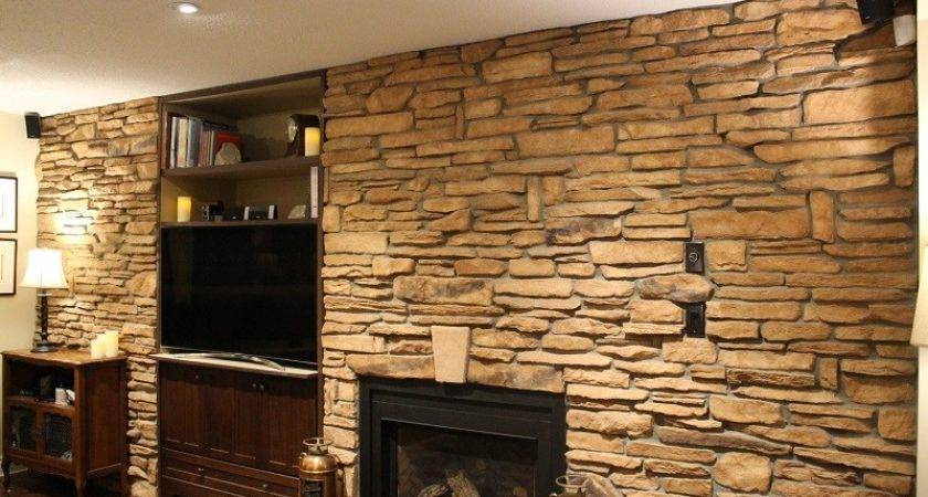 Cultured Stone Accent Wall Stoners