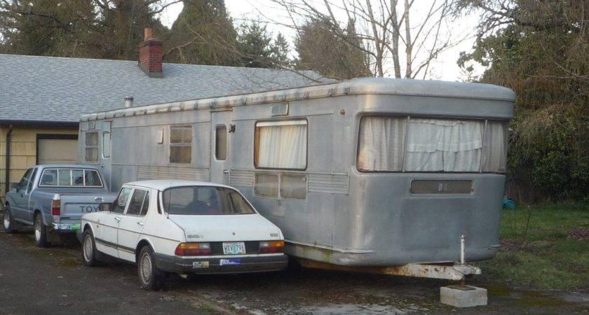 Curbside Classic Home Spartan Trailer Big