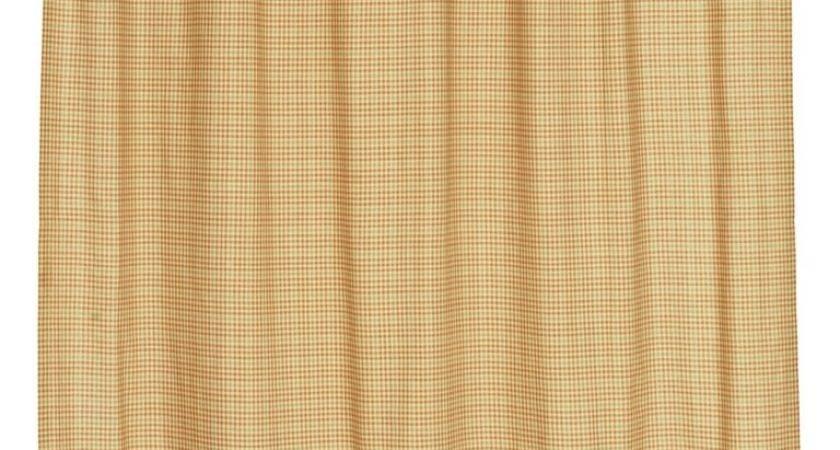Curtains Primitive Shower