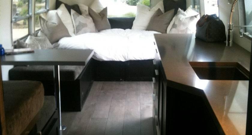 Custom Airstream Interior Avante Interiors Flickr