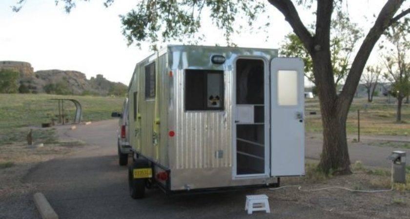 Custom Built Micro Camper Sale