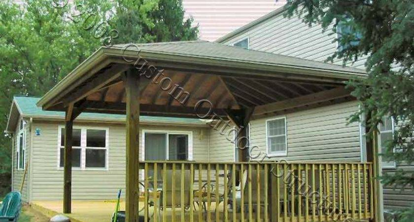 Custom Covered Structures Dayton Columbus
