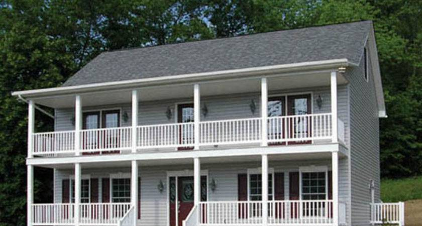 Custom Log Modular Homes Sale Berkeley Springs