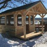 Custom Made Standing Screen Porches Gazebos