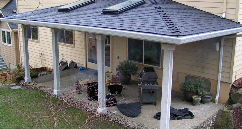 Custom Patio Covers Vancouver Enclosed Cover