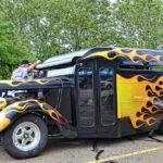 Custom School Bus Flickr Sharing