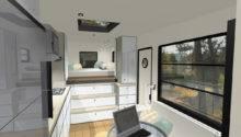 Custom Truck Modern Motorhome Living Tiny House