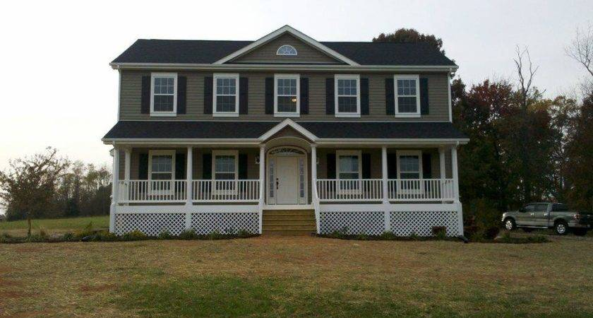 Custom Two Story Modular Home Sales Virginia