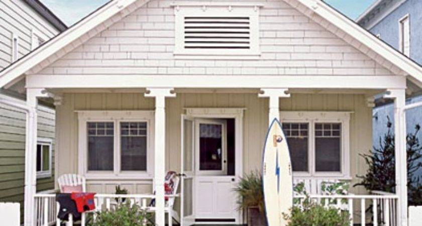 Cute Beach Cottage Exteriors Tuvalu Home