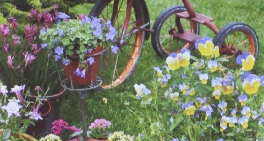 Cute Flower Garden Ideas