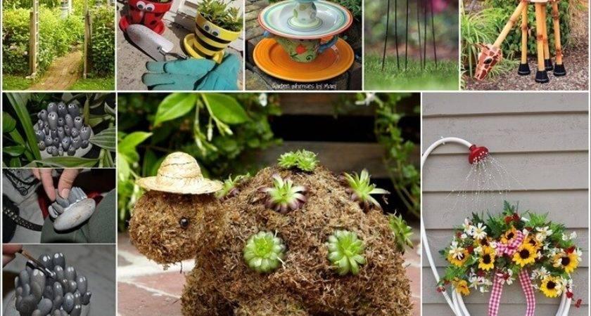 Cute Garden Accent Ideas Admire