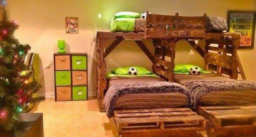 Cute Pallet Projects Kids Ideas Recycled