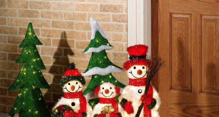 Cute Snowman Christmas Decorations Your Home
