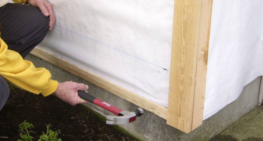 Cutting Fastening Lap Siding