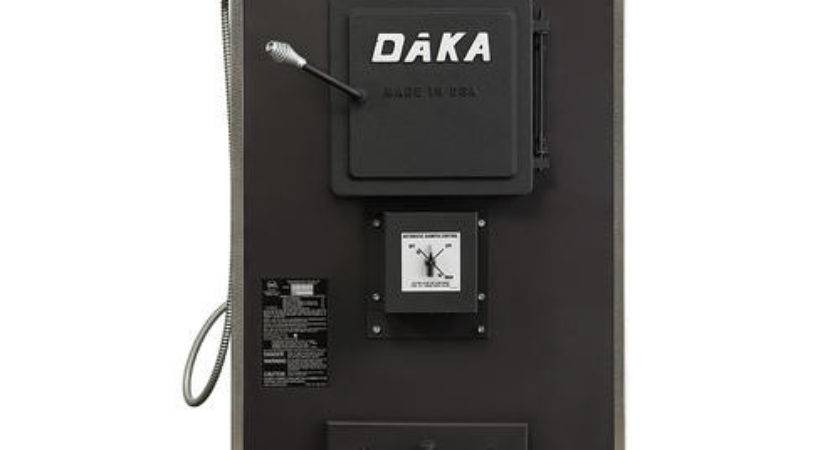 Daka Add Wood Burning Furnace Menards