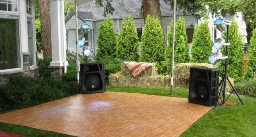 Dance Floor Event Flooring Snaplock