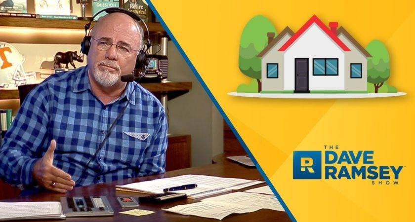 Dave Ramsey Guide Building Your Own Home Youtube