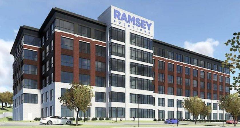 Dave Ramsey Outlines Company Future Groundbreaking