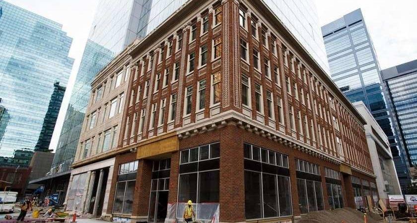 David Staples Edmonton New Skyscrapers Make Downtown