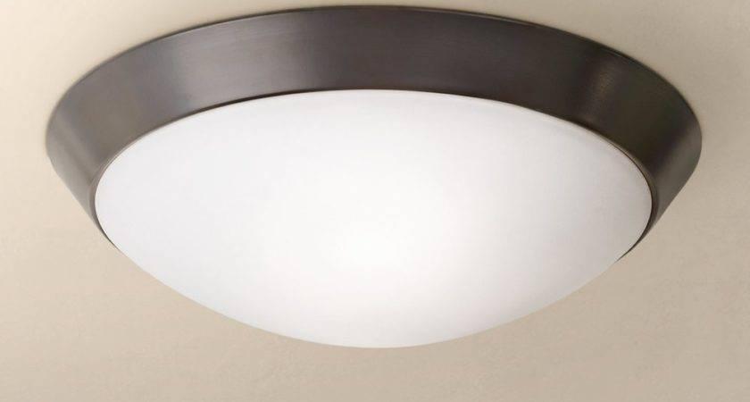 Davis Quot Wide Oil Rubbed Bronze Ceiling Light Fixture