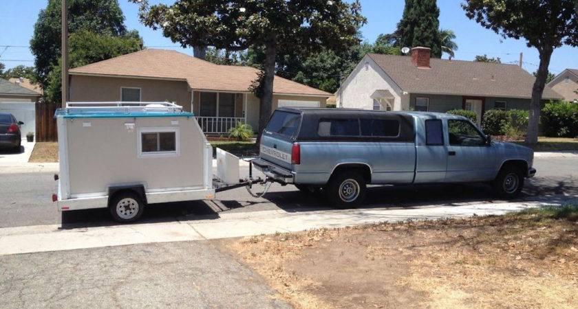 Day Diy Micro Camper