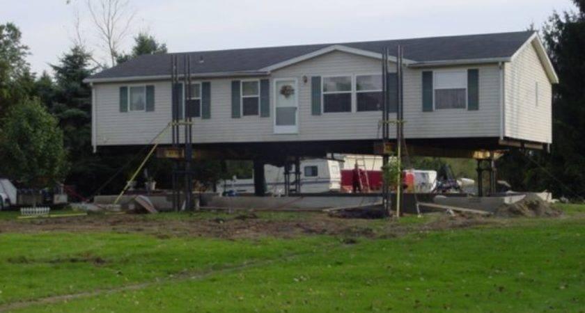 Day Light Basement Raise House Add