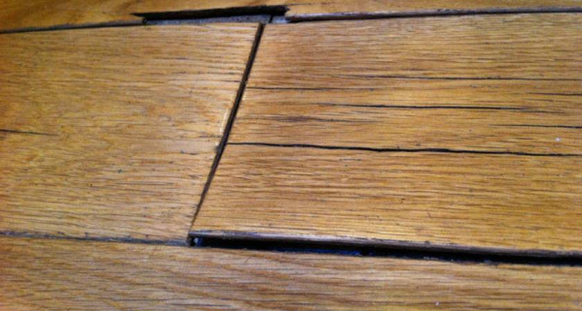 Dealing Damage Hardwood Flooring Wood Floorin