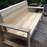 Decent Pallet Garden Bench Ideas Pallets Designs