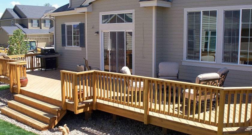 Deck Builders Denver Custom Decks Contractor