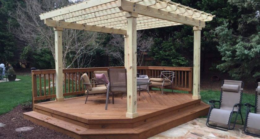 Deck Builders Louis Decks Screened