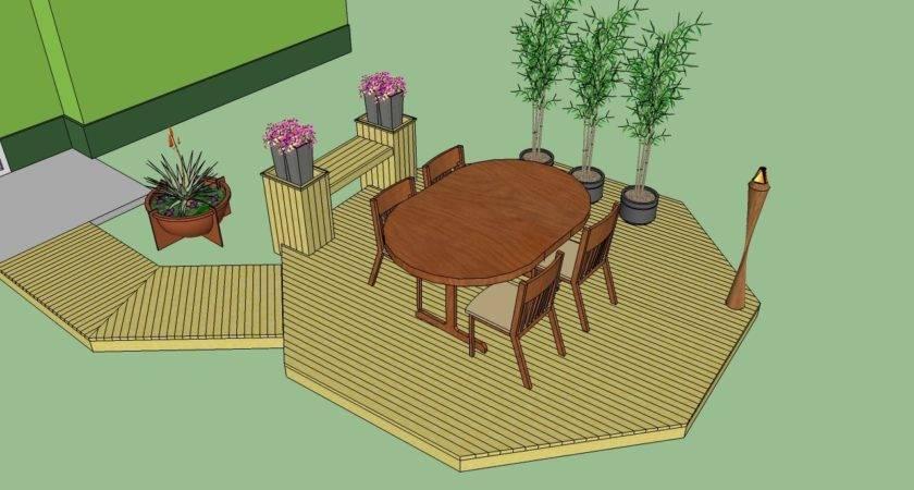 Deck Building Floating Plans