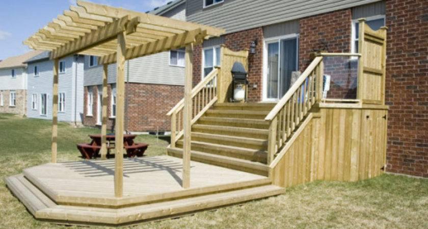 Deck Construction Build Plans Part