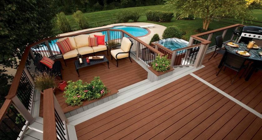 Deck Design Home Ideas