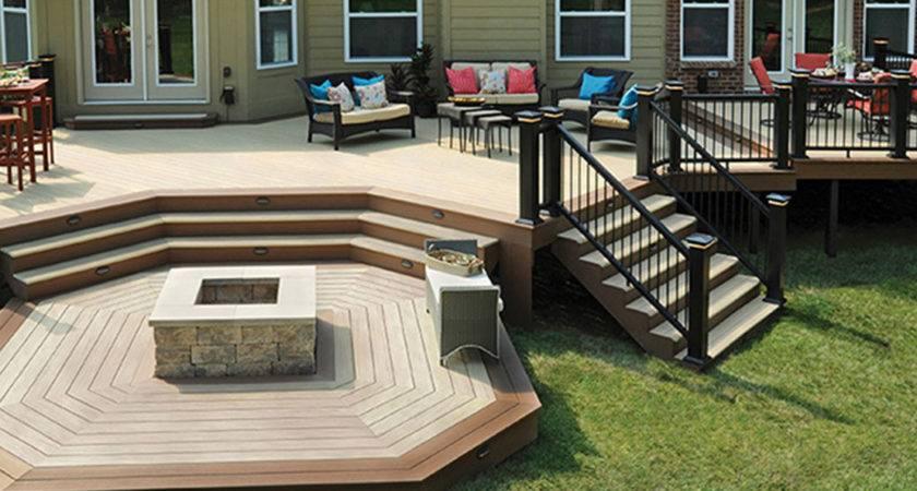 Deck Design Ideas Relaxation Architecture