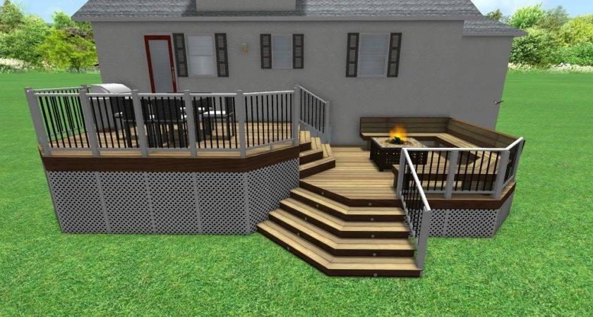 Deck Design Royal Decks Builder