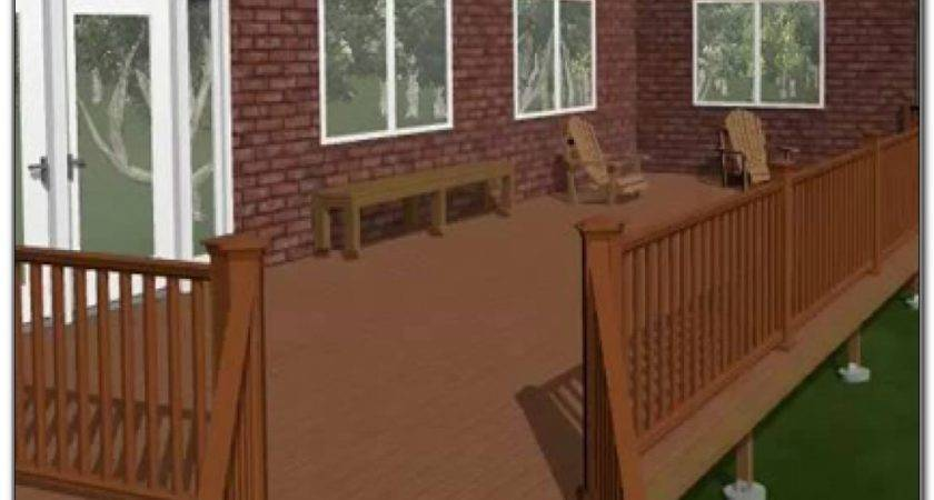 Deck Design Tool Decks Home Decorating Ideas