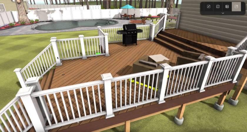 Deck Designer Design Tool Timbertech