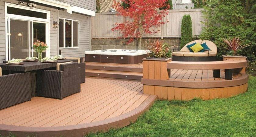 Deck Designs Ideas Builders