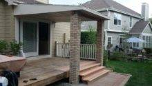 Deck Designs Overhangs