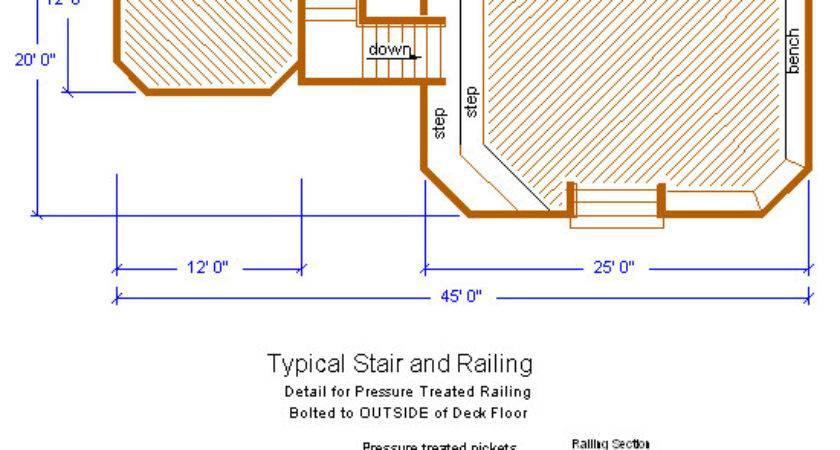 Deck Drawings Newsonair