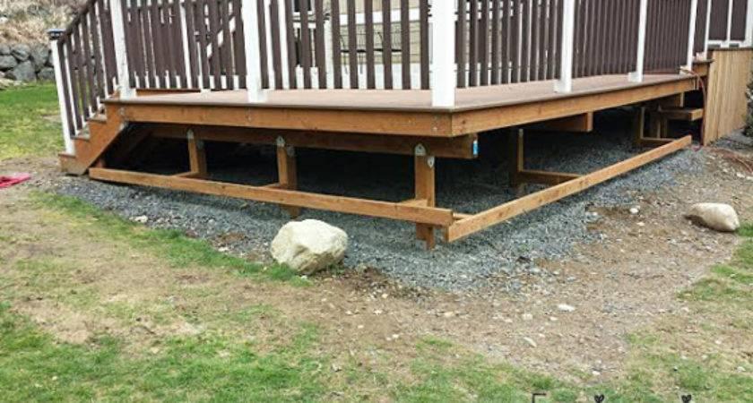 Deck Engineering Home